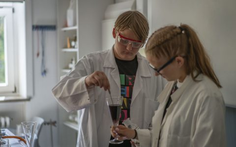 Chemisches Experimentieren